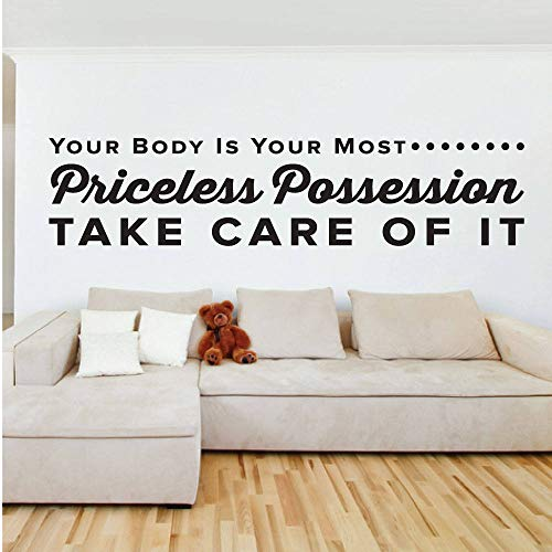 Your Body is Your...