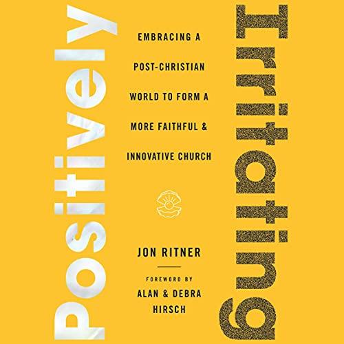 Positively Irritating Audiobook By Jon Ritner cover art