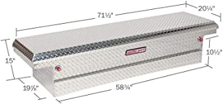 Weather Guard 121001 Aluminum Low Profile Tool Box