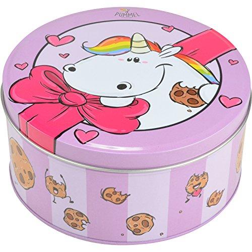 Pummel & Friends - Keksdose - Kekse (lila)