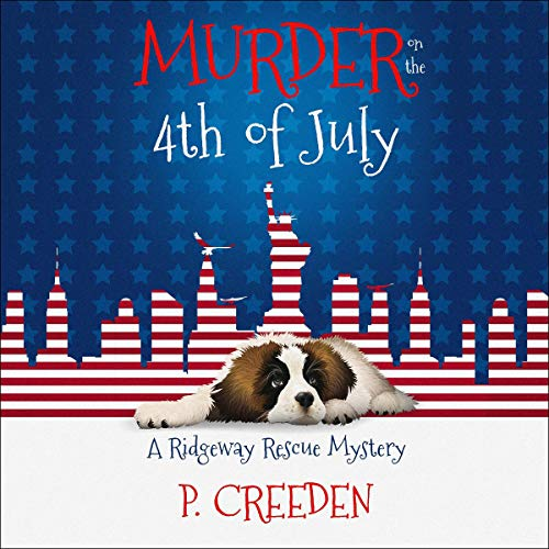Murder on the 4th of July cover art