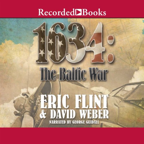 1634: The Baltic War audiobook cover art