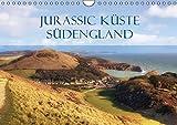 Jurassic Küste - Südengland (Wandkalender 2017 DIN A4 quer): Die Jurassic Küste im Süden Englands bietet atemberaubende Klippen und Aussichten auf den ...