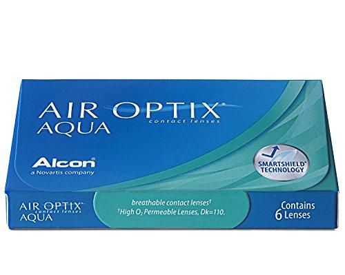 Air Optix Aqua Monatslinsen weich, 6 Stück / BC 8.6 mm / DIA 14.2 / -1,75 Dioptrien - 4