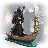 GOUDANER Ferryman,Estatua De Resina De Ferryman...