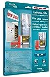 Data Becker 311205 Farblaser-Folie (selbstklebend, transparent)