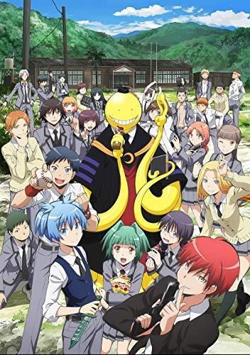 Póster Assassination Classroom Anime 15x23inch (38 x 58 cm) (380 x 580 mm)