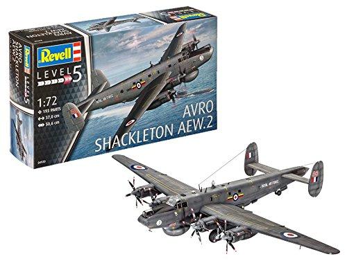 Revell Revell-4920 Maqueta Avro Shackleton MK.2 AEW, Kit