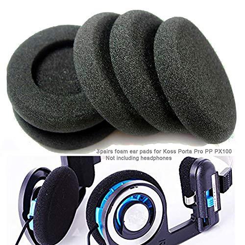 6 Almohadillas de Espuma para Auriculares Sony Sennheiser Philips AKG...