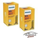 2x Original Philips Xenón D2S estándar 85122C1Grabadora 35W Set