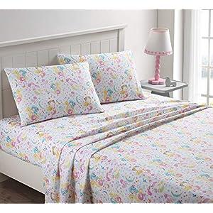 51U549AFK9L._SS300_ Mermaid Bedding Sets & Comforter Sets