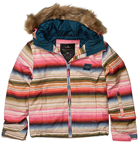 Billabong Mädchen Sula Snowboard Jacket Isolierte Jacke, mehrfarbig, X-Large