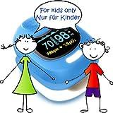 Baby Kleinkind Kinder Fingerpulsoxmeter Pulsmesser Pulsfrequenz Sauerstoffsättigung SPO2 EKG OM7