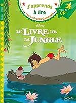 Le livre de la jungle CP Niveau 2 d'Isabelle Albertin