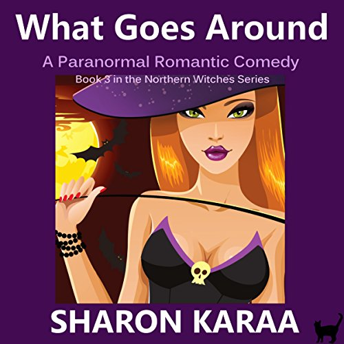 What Goes Around audiobook cover art