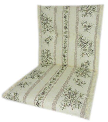 beo BE116 Coussin de Chaise à Dossier Bas 52 x 100 cm