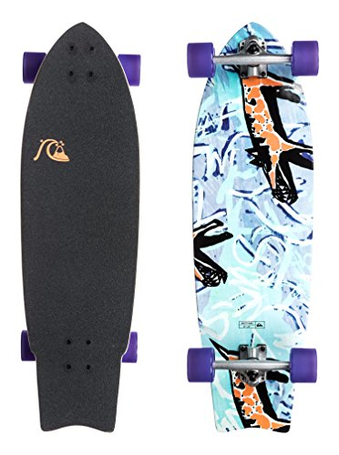 Quiksilver Ghetto Dog Skateboard 34'