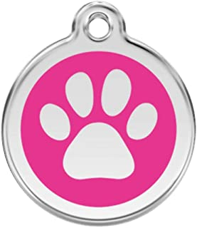 Jubaopen 20PCS Silenciador Perro Protector de Placa de Perro Etiqueta Mascota Personalizada Etiquetas de Identificaci/ón de Perro de Silicona para Identificaci/ón de Perro Militar 38x30x4 mm, Negro