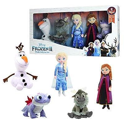 Disney's Frozen 2 Plush Collector Series (5 Pieces)