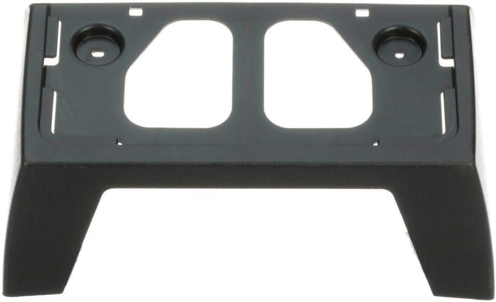 JUND Front Max 84% OFF License Tucson Mall Plate Bracket for 2004-2012 20890834 Colorado