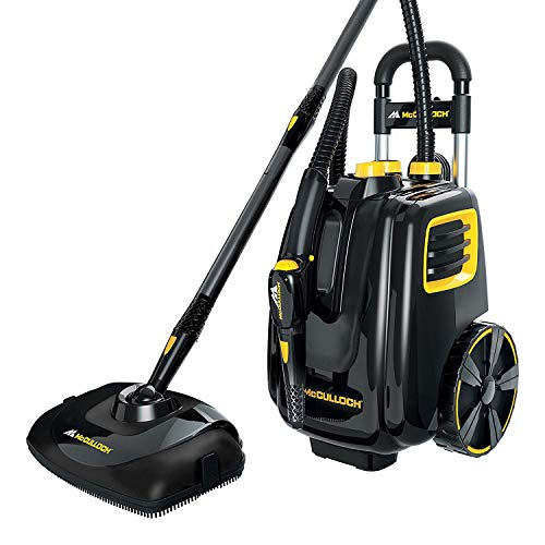 Buy Bargain Steam Cleaner Handheld Multi-Floor Steam Cleaner System | MC1385 Carpet New McCulloch Heavy Duty