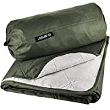 Best Outdoor Blankets - Leisure Co Large Outdoor Blanket Waterproof Camping Blanket Review