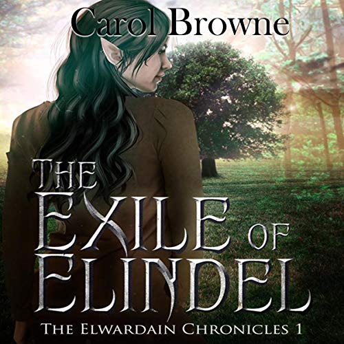 The Exile of Elindel audiobook cover art