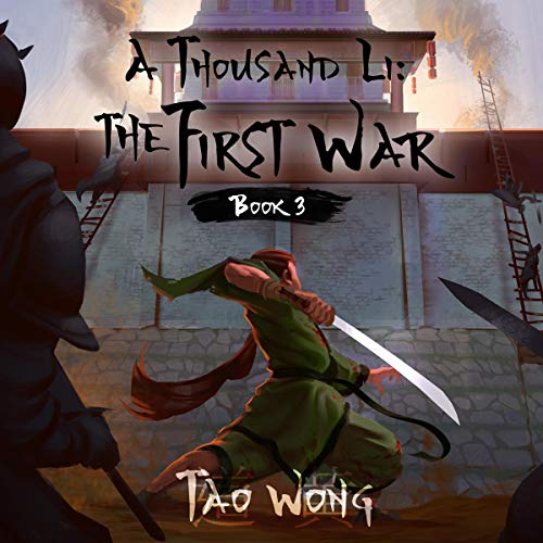 A Thousand Li: The First War  By  cover art