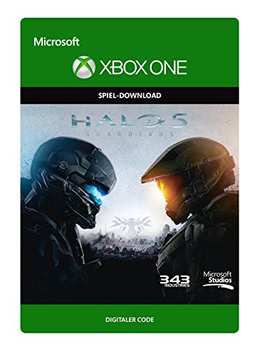 Halo 5 Guardians Standard Edition [Vollversion] [Xbox One - Download Code]