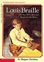 Louis Braille( The Boy Who Invented Books for the Blind)[LOUIS BRAILLE THE BOY WHO INVE][Paperback]