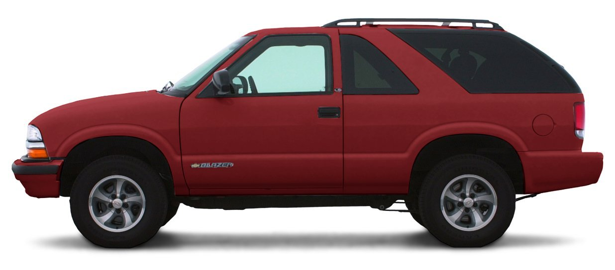 Amazon 2001 Chevrolet Blazer Reviews Images And Specs Vehicles