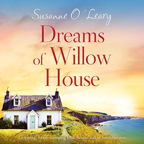 Dreams of Willow House audiobook cover art