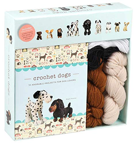 10 Crochet Projects for Dog Lovers