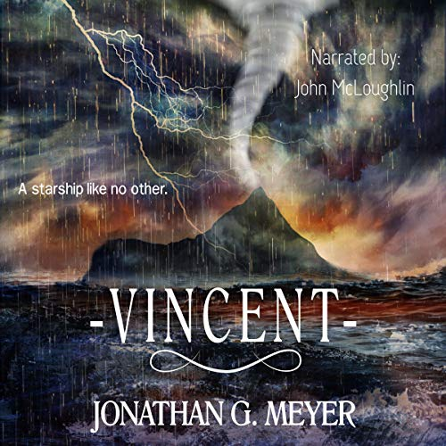 Vincent audiobook cover art