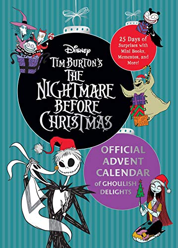 The Nightmare Before Christmas: Official Advent Calendar: Ghoulish Delights