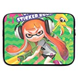 Splatoon Note Computer Laptop Case Sleeve Bag Compatible 13-15 Inch MacBook Air Surface Pad