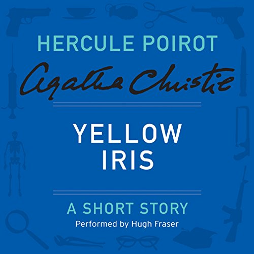 Yellow Iris audiobook cover art