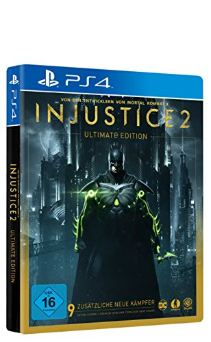 Injustice 2 - Ultimate Edition [PlayStation 4]