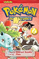 Pokémon Adventures (Red and Blue), Vol. 2 (2) (Pokemon)