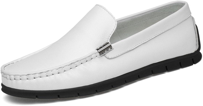 Easy Go Shopping Herren Comfrotable Driving Loafer Flache Ferse Solid Farbe Slip auf Weichen Mokassins Schuhe,Grille Schuhe    Verrückter Preis, Birmingham