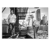 ZOEOPR Plakat Jake Gyllenhaal Tv Filmschauspieler Leinwand
