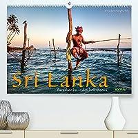 Sri Lanka - Paradies im indischen Ozean (Premium, hochwertiger DIN A2 Wandkalender 2022, Kunstdruck in Hochglanz): Die ganze Vielfalt Sri Lankas in 12 Fotografien fuer das ganze Jahr. (Monatskalender, 14 Seiten )