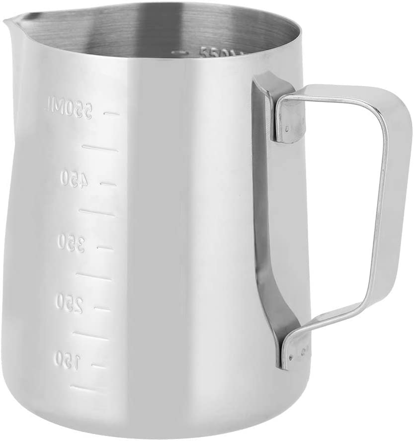Frothing Cup durable fashionable Milk Beauty 4 years warranty products Jug Accessories Mil Coffee