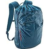 (パタゴニア) Patagonia Lightweight Black Hole 20L Cinch Backpackメンズ バックパック リュック Balkan Blue [並行輸入品]