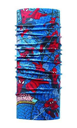 Buff Spiderman Warrior, Scaldacollo Unisex – Adulto, Multicolore, Taglia Unica
