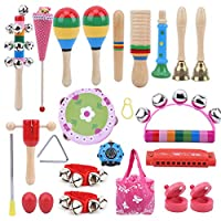 子供のために使用するのに便利な子供打楽器