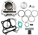 Trkimal 50mm Cylinder Kits for GY6 49CC 50CC...