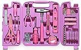 Frauen Werkzeugkoffer in Pink