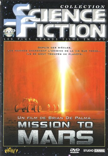 Mission To Mars - Collection Science Fiction.