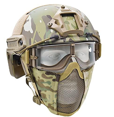 Top 10 best selling list for multicam airsoft helmet